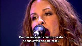 In praise of the vulnerable man - legendado - Alanis Morissette - tradução