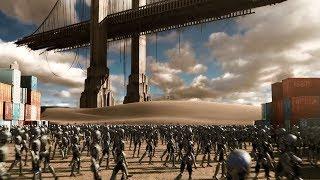 【牛叔】这是一部有深刻意义的科幻片,当机器人君临天下,人类将如何自处