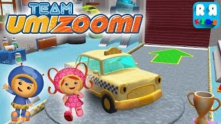 Team Umizoomi: Math Racer - Best Apps for Kids | Educational Part 6