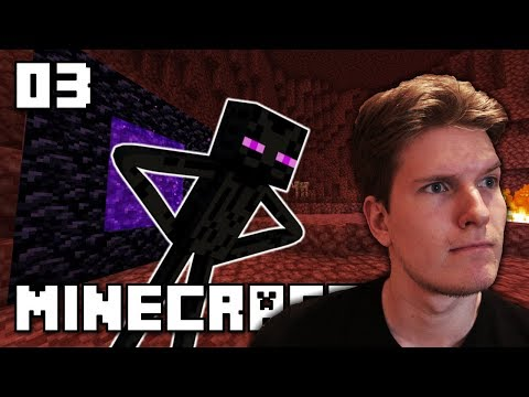 STRATENÝ V NETHERI (Minecraft) #3