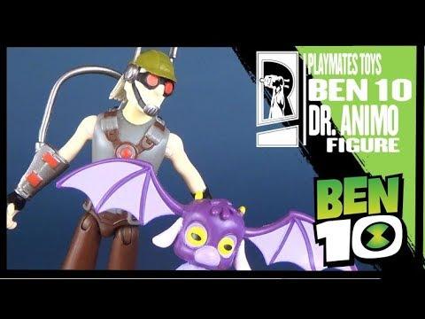 Toy Spot | Playmates Toys Ben 10 Dr. Animo Figure