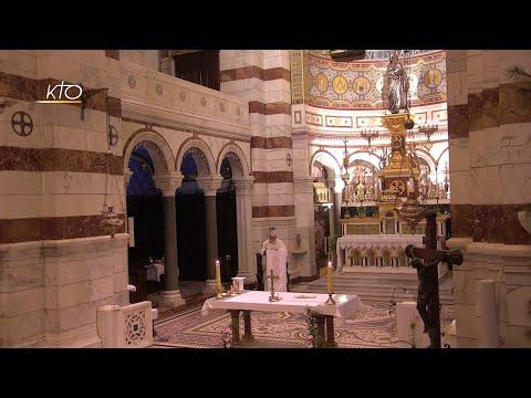 Laudes et Messe du 30 janvier 2021 à Notre-Dame de la Garde