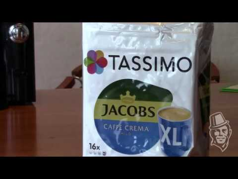 Jacobs - Caffé Crema Mild XL For Tassimo
