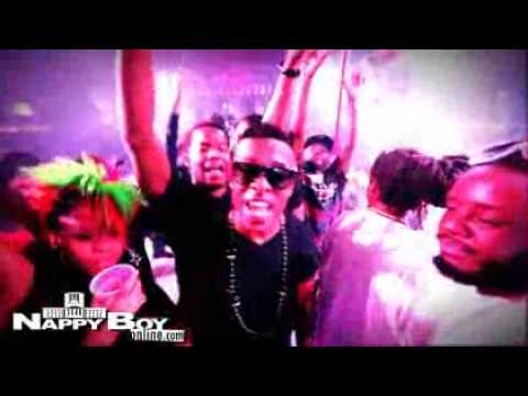 T-Pain Ft. One Chance - All The Way Turnt Up '' Nappy Boy Remix '' Official Music Video