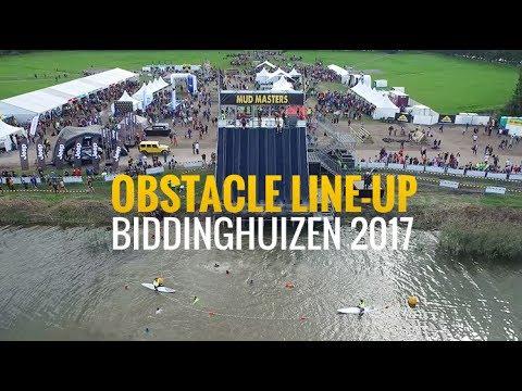 Omroep Flevoland doet live verslag van Mud Masters in Biddinghuizen