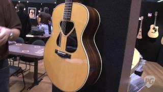 NAMM 11 - Martin Guitars 1.5 Millionth Model, D-45 Authentic 1942 Model, Grand J-28 LSE & More