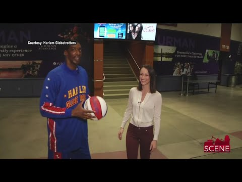 Guy Smarts: At 47, this Harlem Globetrotter is the master of the dunk. His secret? Going vegan, he says