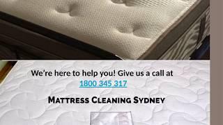 Same Day Mattress Cleaning Sydney