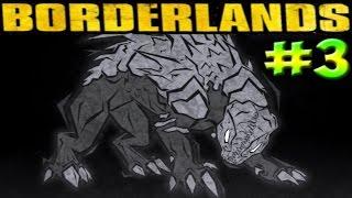 Borderlands - Слишком сильный Скаг #3