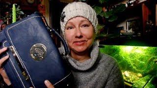 влог - сумка Mulberry, пончо и пара безделушек