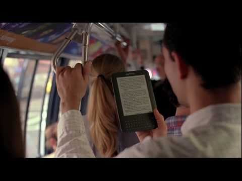 Amazon Commercial for Amazon Kindle (2011) (Television Commercial)
