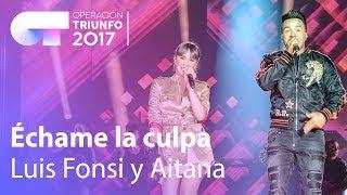 Luis Fonsi Y Aitana - 'Échame La Culpa' | OT Concierto Bernabéu