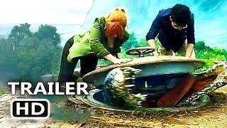 "JURАSSІC WΟRLD 2 ""Furious Indoraptor"" Trailer (2018) Chris Pratt Movie HD"