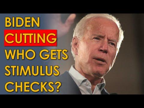 Joe Biden CUTTING $1400 Stimulus Checks to Win Over Republicans? BIG Mistake!