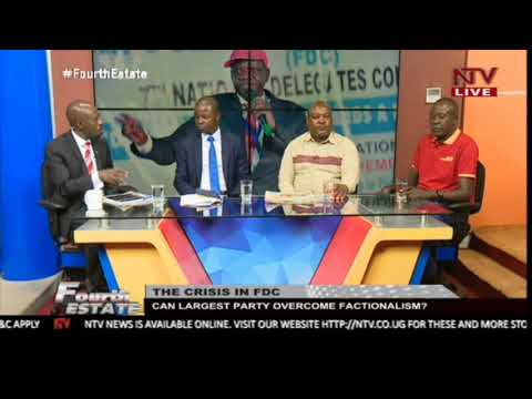 Fourth Estate: Can FDC overcome factionalism?