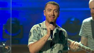 Sam Smith   I'm Not The Only One (Live In Melbourne)