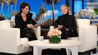 Penelope Cruz Tries to Teach Ellen Spanish - dooclip.me