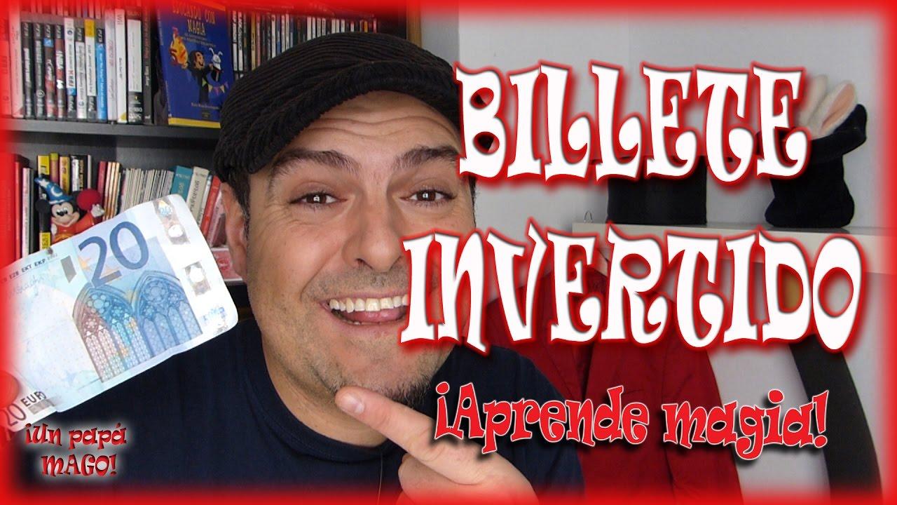 Truco de Magia | BILLETE INVERTIDO | Magia+explicación | Aprende Magia | isFamilyFriendly
