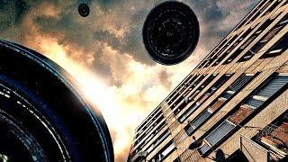 Наблюдение НЛО над Калифорнией - видео очевидцев 2017 HD (UFO)