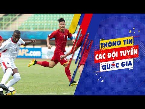 Thua Jordan, U19 Việt Nam đứng cuối bảng C VCK U19 châu Á 2018