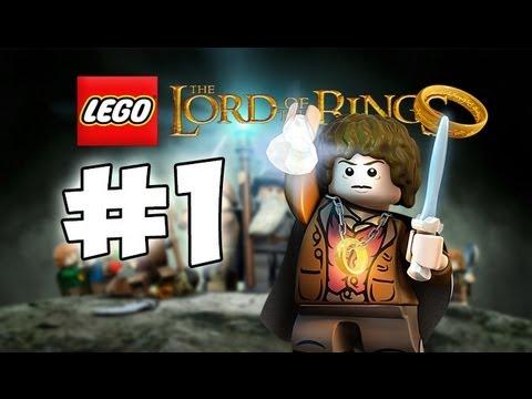 Vidéo LEGO Jeux vidéo PCLSDA : Lego Le Seigneur des Anneaux PC
