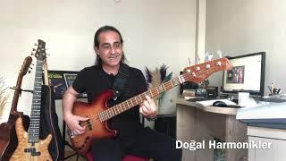 Barış Manço – Bal Sultan / Bas Gitarda Harmonikler (Şarkı Analizi)