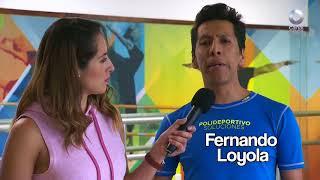 D Todo - Polideportivo Vicente Saldívar