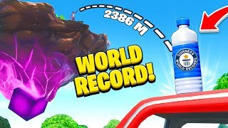 Top 10 UNBEATABLE Fortnite World Records OF 2019!