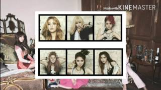 How Would AfterSchool 2016 sing Shampoo