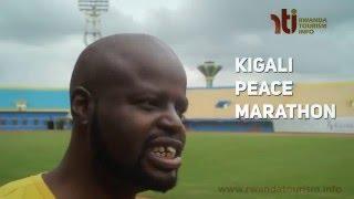 Rwanda Virtual Tour - Part 1: Kigali Peace Marathon Route 2016