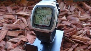 """""""Casio Collection Herren-Armbanduhr Digital Quarz W-96H-1AVES"""" -Vorstellung"""