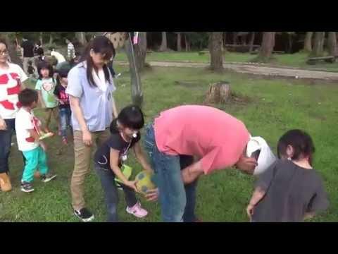 2014三方保育園神鍋キャンプ 親子ゲーム