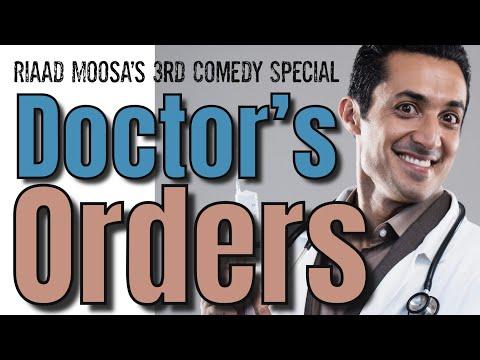 Riaad Moosa Doctor's Orders (FULL SHOW)