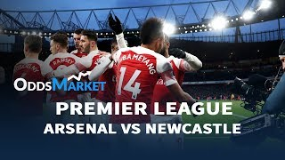 Arsenal Vs Newcastle | Premier League Football Predictions | 01/04/19
