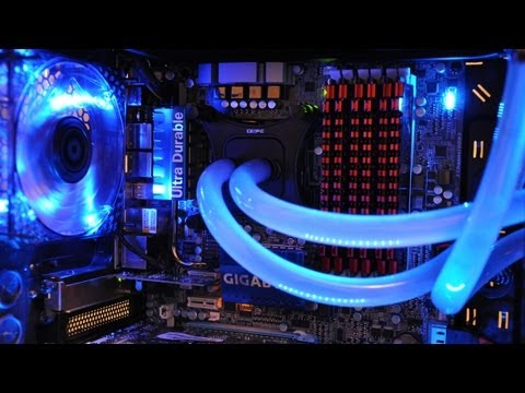 The Beginner's Guide To Water Cooling Computers From Start To Finish