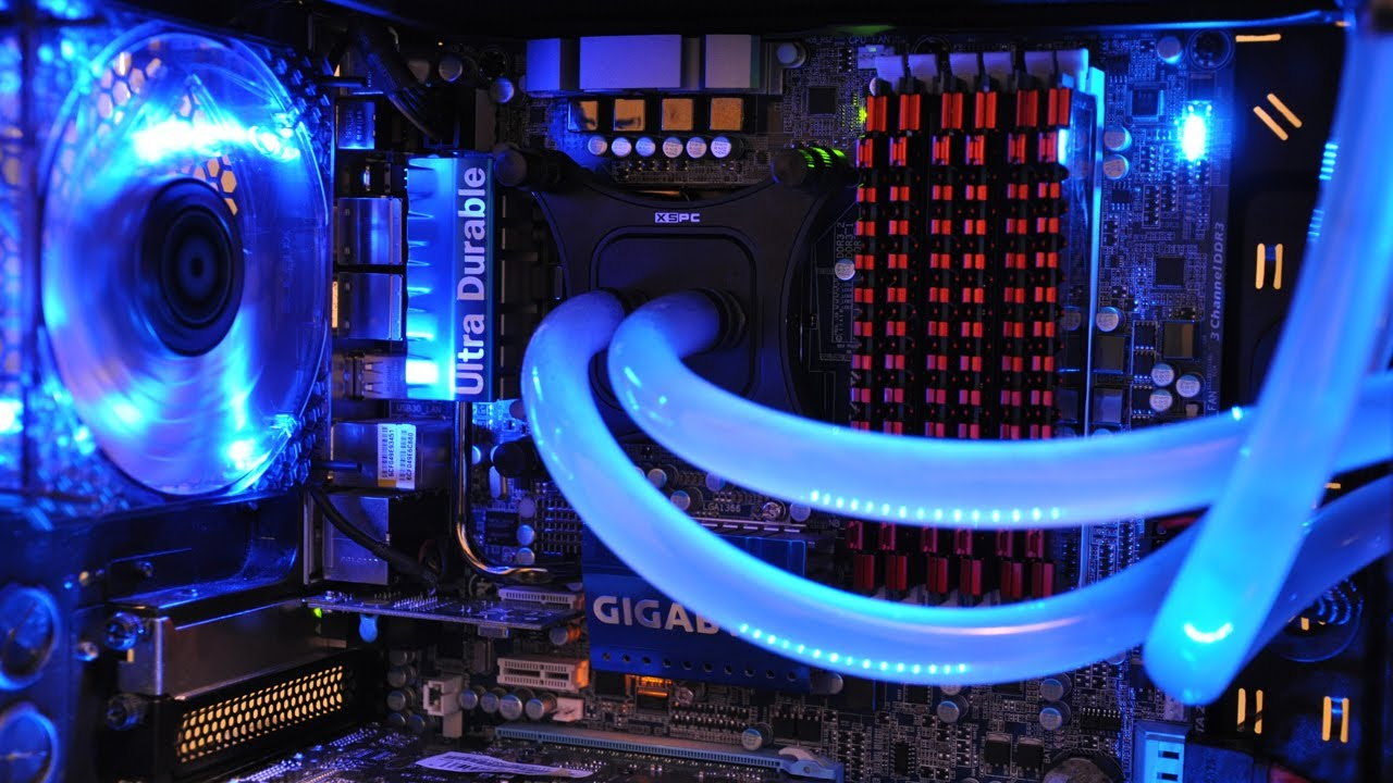 Under The Hood: The Beginner's Guide To Water Cooling Computers