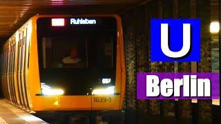 [Doku] U-Bahn Berlin (2017)