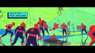 Spider-Man: Into the Spider-Verse Credits