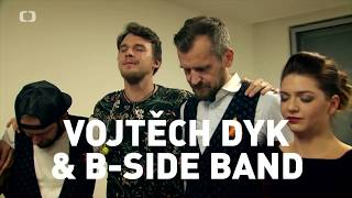 Vojtěch Dyk & B Side Band Tour 2017