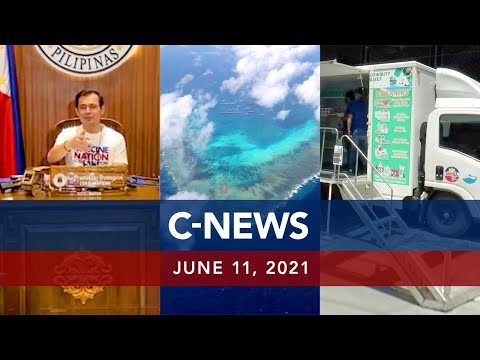 [UNTV]  UNTV: C-NEWS | June 11, 2021