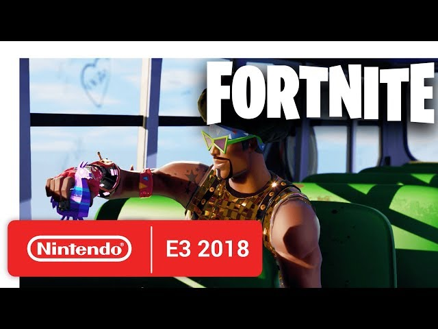 Fortnite on Nintendo Switch info and price - Pocket-lint