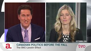 Canadian Politics Before the Fall