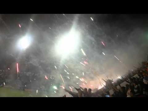 """""""Independiente Rivadavia 2 vs Estudiantes SL 1 Festejos Los Caudillos Del Parque"""" Barra: Los Caudillos del Parque • Club: Independiente Rivadavia"""