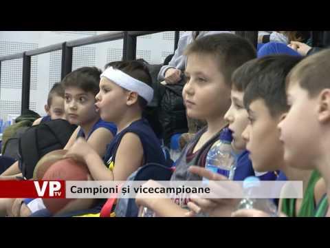 Campioni și vicecampioane