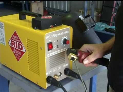 zRID, the Zero-Volt VRD solution for Welding Hazard Control