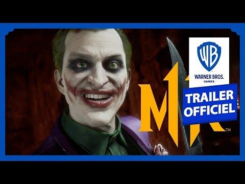 Bande-annonce du Joker de Mortal Kombat 11