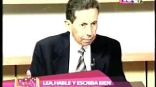 Esta Pasando Lea hable y escriba bien Lic Juan A Medina 23 05 2013 II PARTE