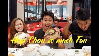 Hap Chan Mukbang with Trisha Sianson