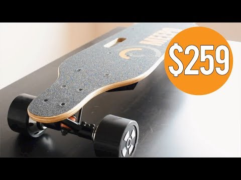 THE BEST CHEAP ELECTRIC SKATEBOARD – Meepo Board Review