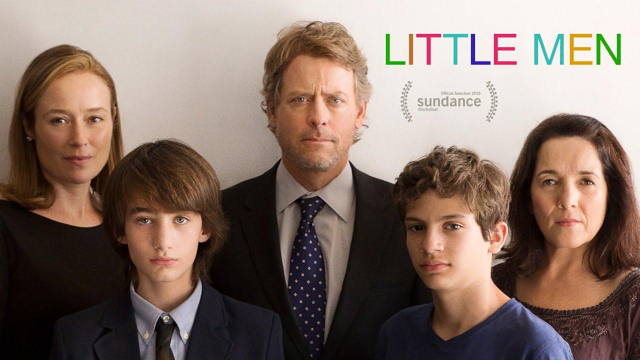 Trailer för Little Men